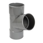 Culotte Simple PVC - Femelle / Femelle - 67°30 - Diamètre 100 mm - Nicoll BT166
