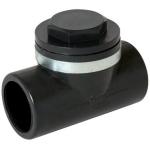 Clapet Anti-retour PVC Pression - Femelle / Femelle - Diamètre 32 mm - Nicoll CARF