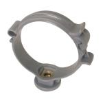 Collier monobloc - Diamètre 32 mm - Gris - Nicoll CM32