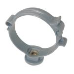 Collier monobloc - Diamètre 50 mm - Gris - Nicoll CM50