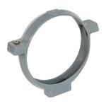 Collier à bride - Diamètre 75 mm - Gris - Nicoll COP