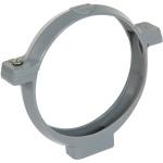 Collier à bride - Diamètre 90 mm - Gris - Nicoll COS
