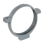 Collier à bride - Diamètre 100 mm - Gris - Nicoll COT
