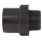 Embout PVC Pression - Femelle - Diamètre 40 mm - Filetage 33 x 42 - Nicoll E4033F