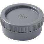 Tampon de visite PVC - Avec bouchon - Mâle / Femelle - Diamètre 90 mm - Nicoll FS