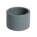 Réduction - Mâle / Femelle - incorporée - Diamètre 50 / 40 mm - Nicoll IJ - Gris