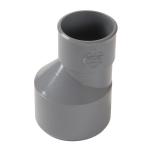 Réduction - Mâle / Femelle - Extérieure excentrée - Diamètre 63 / 40 mm - Nicoll IL2