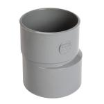 Réduction - Mâle / Femelle - Extérieure excentrée - Diamètre 100 / 90 mm - Nicoll IT1