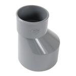 Réduction - Mâle / Femelle - Extérieure excentrée - Diamètre 100 / 63 mm - Nicoll IT4