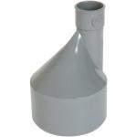 Réduction - Mâle / Femelle - Extérieure excentrée - Diamètre 100 / 32 mm - Nicoll IT7