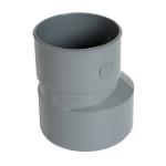 Réduction - Mâle / Femelle - Extérieure excentrée - Diamètre 125 / 100 mm - Nicoll IX2