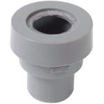 Manchette PVC sorties appareils sanitaires avec Joint - Mâle / Femelle - Diamètre 32 mm - Nicoll