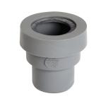 Manchette PVC sorties appareils sanitaires avec Joint - Mâle / Femelle - Diamètre 40 mm - Nicoll