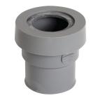 Manchette PVC sorties appareils sanitaires avec Joint - Femelle / Femelle - Diamètre 50 mm - Nicoll