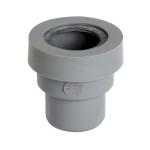 Manchette PVC sorties appareils sanitaires avec Joint - Mâle / Femelle - Diamètre 50 mm - Nicoll