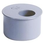 Tampon de réduction - Mâle / Femelle - Simple - Diamètre 100 / 40 mm - Nicoll T4