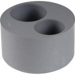 Tampon de réduction - Mâle / Femelle - Double - Diamètre 100 / 50 / 40 mm - Nicoll T54
