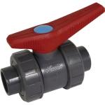 Vanne à bille - Diamètre 32 mm - Avec Joint NBR - Série H2O - Nicoll  VK32