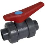Vanne à bille - Diamètre 25 mm - Avec Joint NBR - Série H2O - Nicoll VK25