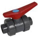 Vanne à bille - Diamètre 50 mm - Avec Joint NBR - Série H2O - Nicoll VK50