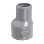 Manchette PVC de réparation pour tube non prémanchonné - Mâle 25 mm / Femelle 32 mm - Nicoll