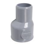 Manchette PVC de réparation pour tube non prémanchonné - Mâle 43 mm / Femelle 50 mm - Nicoll