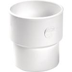 Manchette PVC de réparation pour sanitaire - Mâle - Diamètre 100 mm - Nicoll