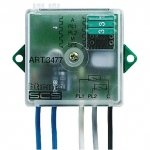 Bticino Bus - Interface pour 2 commandes avec 2 contacts