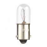 Lampe Miniature - Culot BA9S - 130 Volts - 2 Watts - Tube 10 x 28 - Par 5 - ABI - Aurora AB23405