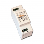 Alimentation - 12 Volts - DC - 2A - 2 modules - Bitron TAL2012R/2M