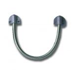Flexible inox - 30 cm - Embouts plastiques - Bitron TFP30