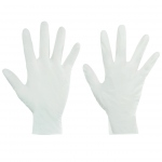 Gants latex - Lot de 100 - Bizline 731671