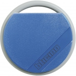 Badge de proximité résident Bticino bleu