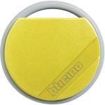 Badge de proximité résident Bticino jaune