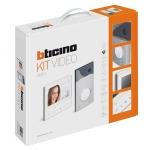 Kit Vidéo - Bticino C300V13E+L3000 - Bticino BT363511