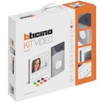 Kit Vidéo - Bticino CLASSE 300 V13M L3000 B - Bticino BT363611