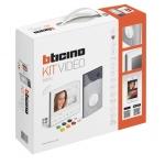 Kit Vidéo - Bticino CLASSE 300 X13E L3000 B - Bticino BT363911