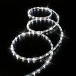 Cordon lumineux - 44 mètres - 30 Leds / mètre - Blanc - Festilight 170W44H-2