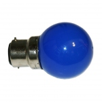 Ampoule à LED - Culot B22 - Bleu - Festilight 65682-3PC
