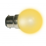 Ampoule à LED - Culot B22 - Blanc Chaud - Festilight 65682-9PC