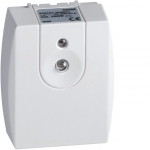 Interrupteur crépusculaire - Compact évolué - 16A - Hager 04505