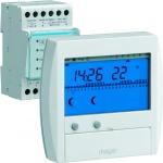 Gestionnaire énergie confort - 2 Zones - 7 Jours - Hager 49111