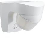 Détecteur de mouvement - Saillie - 140 Degrès - Hager 52110 - Blanc