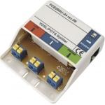 Filtre Maitre ADSL - Alarme Radio - Hager 900-99X