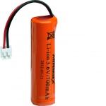 Batterie Secondaire - Pour alarme Radio - 3.6V - 700MAH - GSM - Hager 908-21X