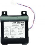 Pile lithium - Alarme Radio - 7.2V / 13AH - Hager BATLI02