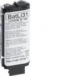 Pile lithium - Alarme Radio - 3V / 1AH - Hager BATLI31