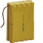 Batterie centrale - Pour alarme Radio - 8AH - Hager BATNIMH8