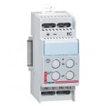 Télévariateur modulaire - Lampes fluo 600W - Legrand 003658