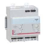 Télévariateur modulaire - Lampes fluo 1000W - Legrand 003660